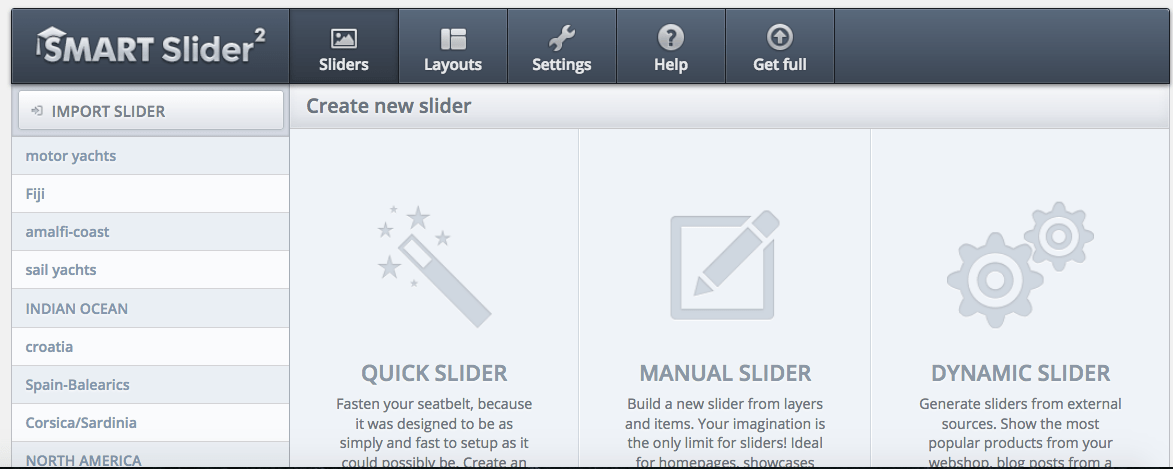 Using The Smart Slider Plugin: Changing The Image