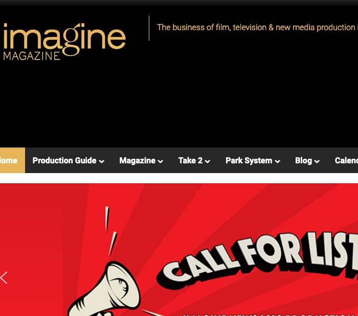 Imagine News Magazine