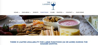 functions at the Landing