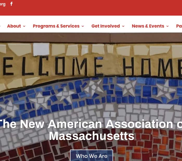 New American Center
