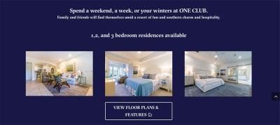 one club gulf shores residential page
