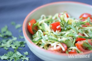 Thaise Courgetti