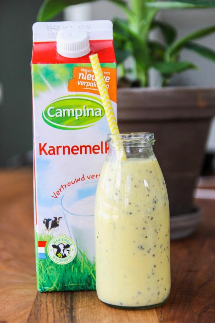 Karnemelk smoothie
