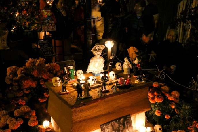 Dias de los Muertos in Mexico
