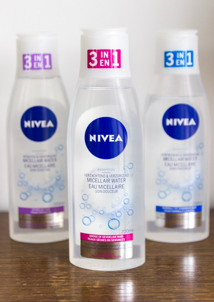 NIVEA 3in1 Micellair Wate