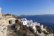View of paradise from Oia