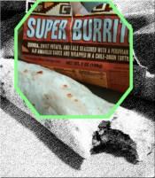 Trader Joes Super Food Burrito