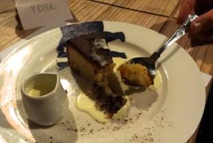 Pear and Cardamom Cake