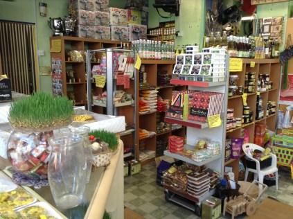 Persepolis - The shop