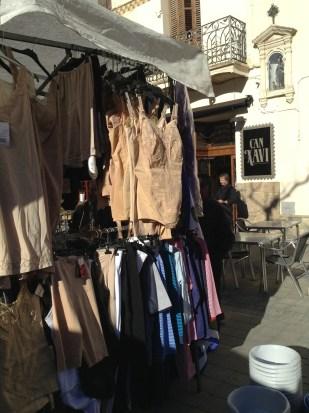 Jenny Chandler -underwear