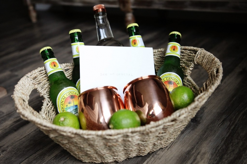 Moscow Mule Gift Basket Jenny Collier Blog
