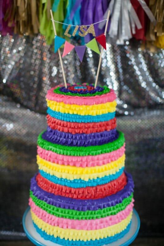 Lisa Rinna S Disco Fiesta 50th Birthday