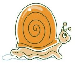 Snail metaphor