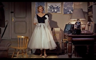 Grace Kelly, Rear Window (1954)