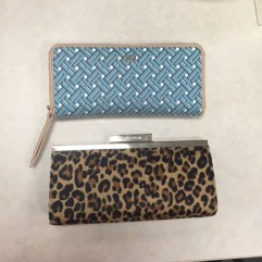Summer and Fall Cole Haan Wallets