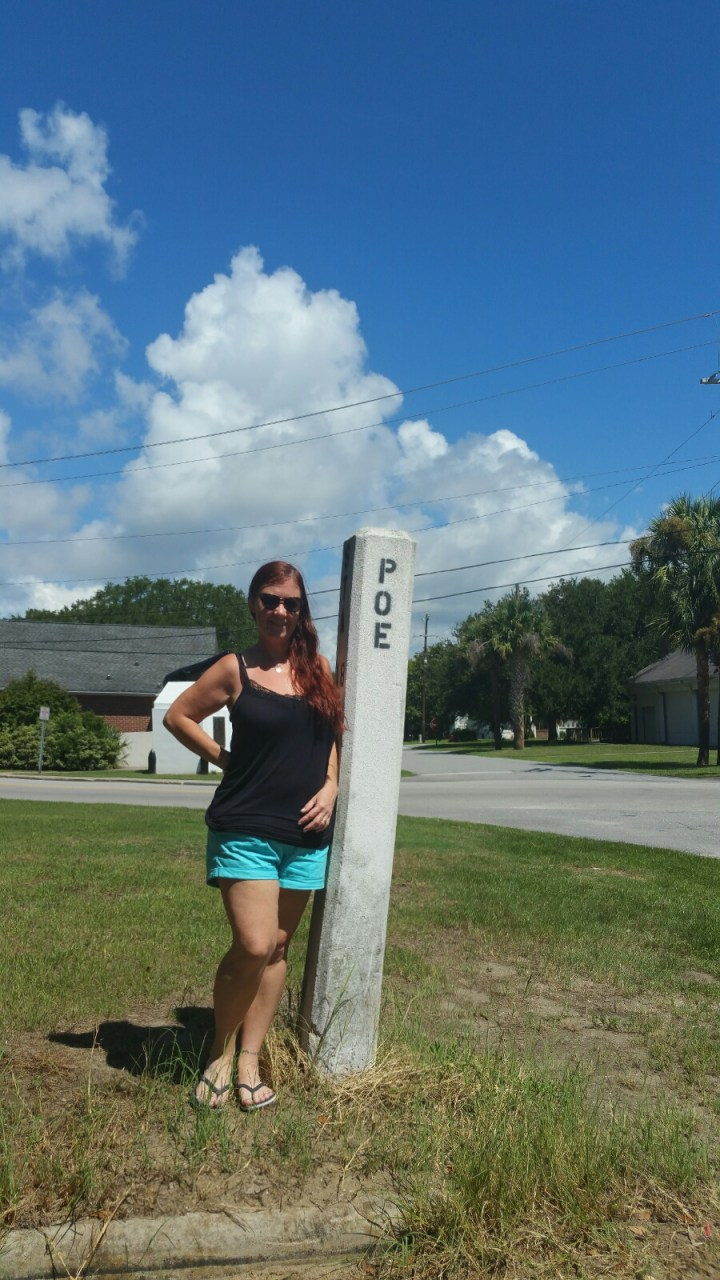 Poe Places: A Historical East Coast Journey in the Footsteps of Edgar Allan Poe: South Carolina