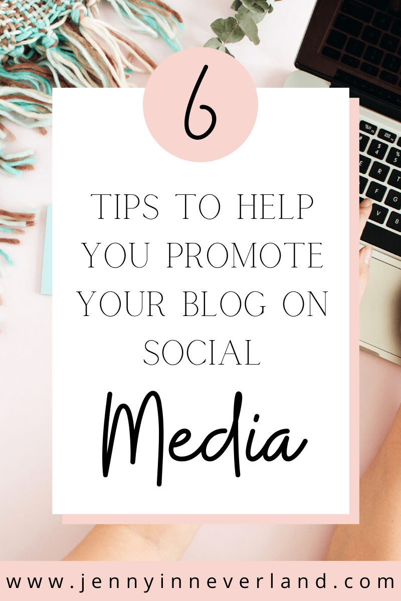 6 Tips For How To Promote Your Blog