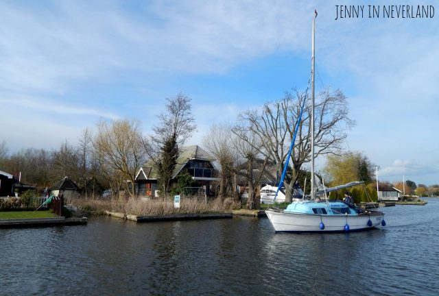 Norfolk Broads Town