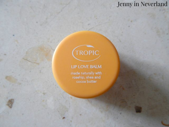 Tropic Love Lip Balm 1