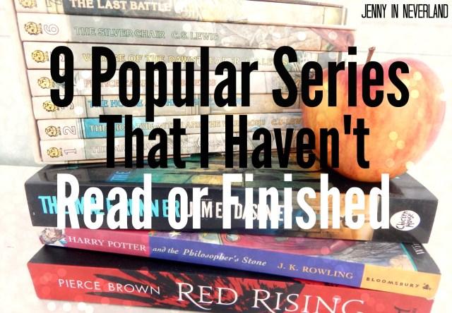 9 popular series