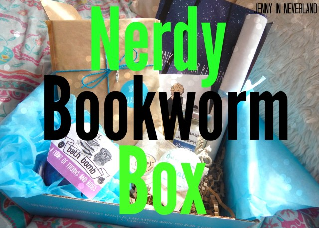 Nerdy Bookworm Box 1