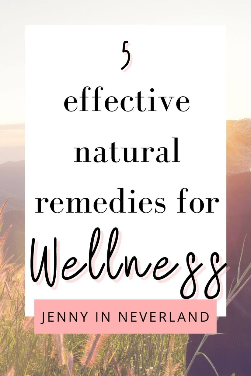 natural remedies for wellness
