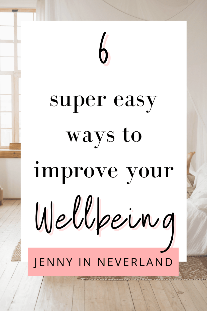 improve health and wellbeing