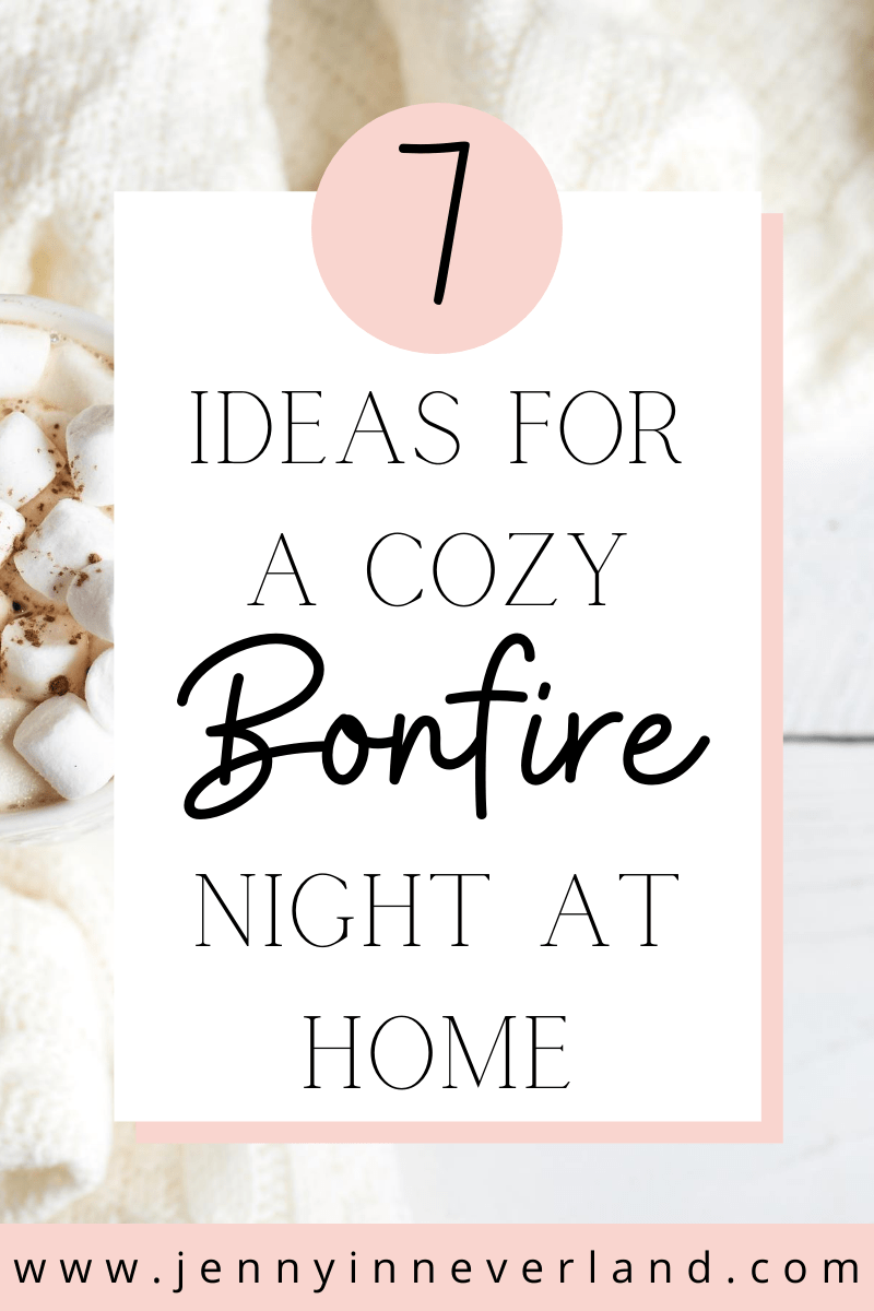bonfire night ideas