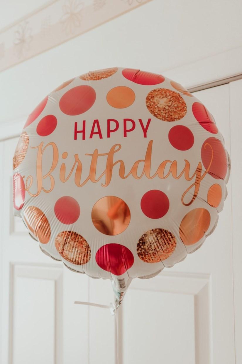 Moonpig Birthday Balloon