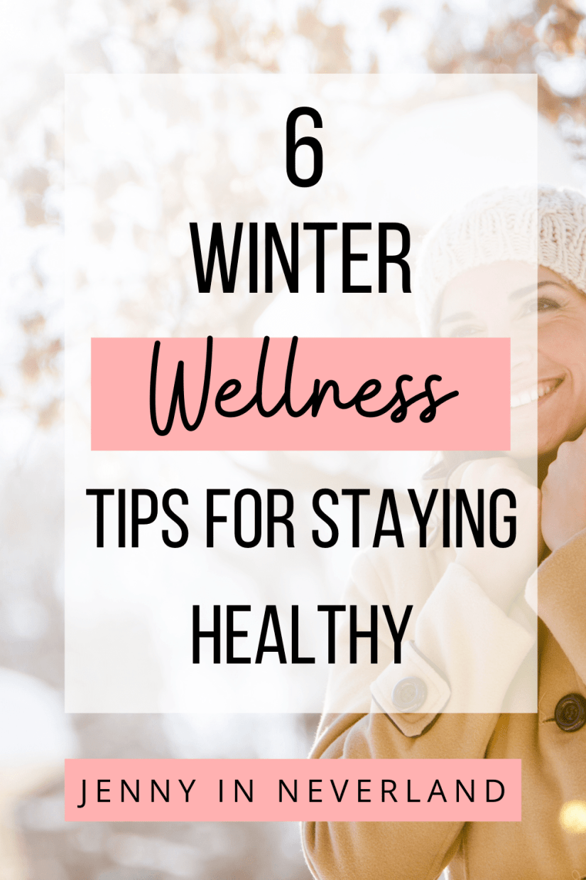 Pinterest for Winter Wellness
