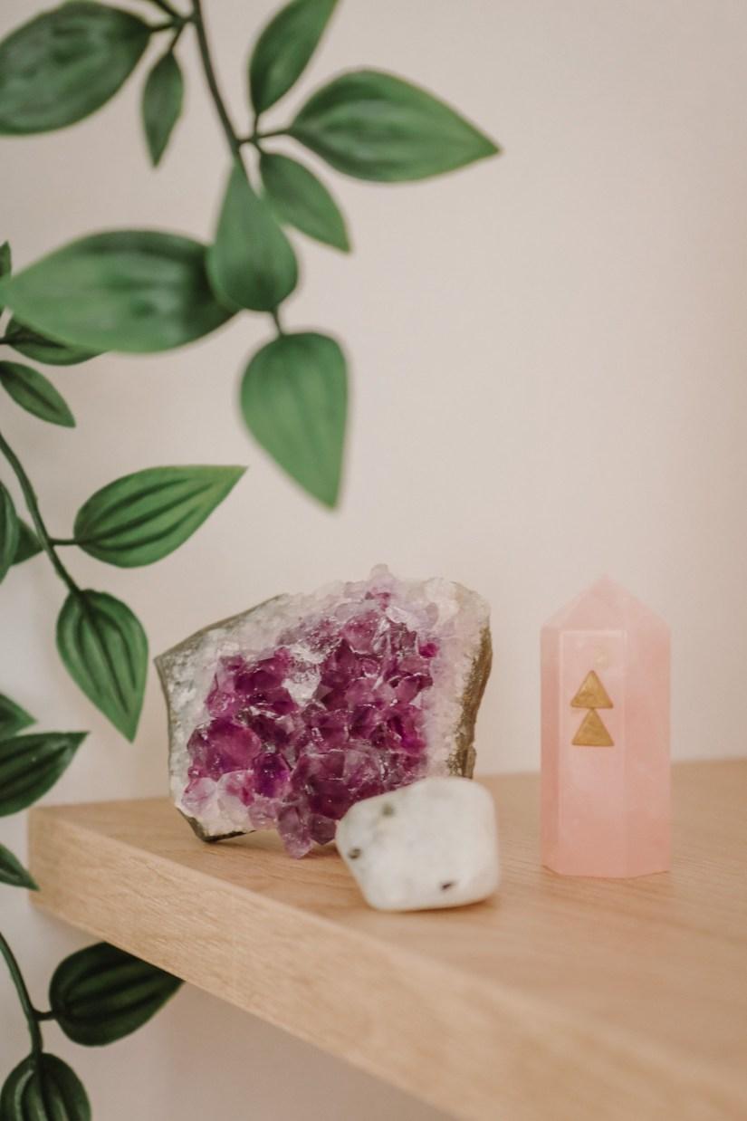 Yoga essentials Crystals