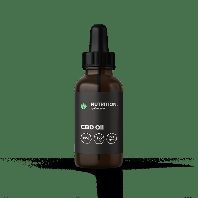 1500mg CBD Oil