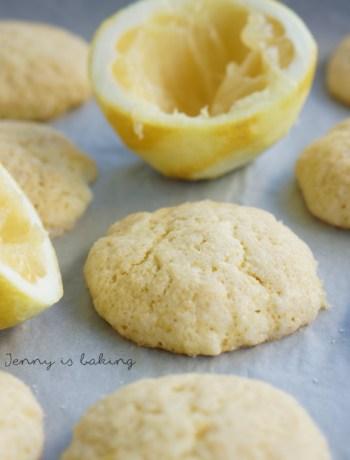 Summer Lemon Cookies