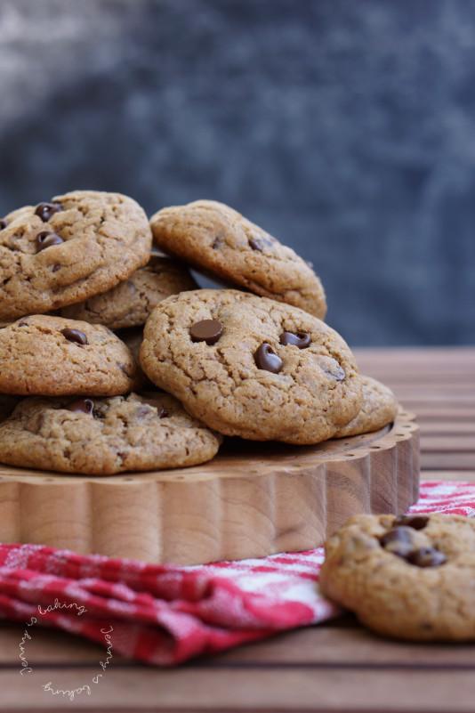 Milo cookies