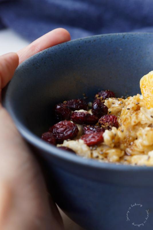 Grundrezept für oberleckeren Porridge