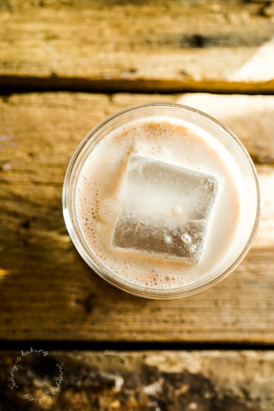 Rezept für selbstgemachten Baileys oder Irish Cream