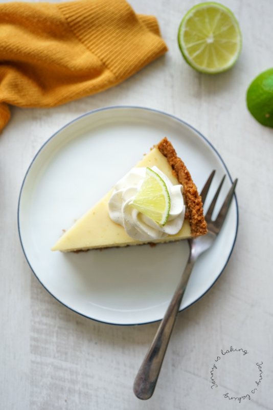 Amerikanischer Key Lime Pie