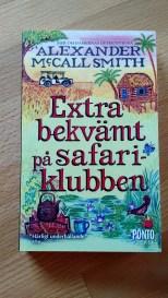 Extra bekvämt på safariklubben (Damernas detektivbyrå, #11)