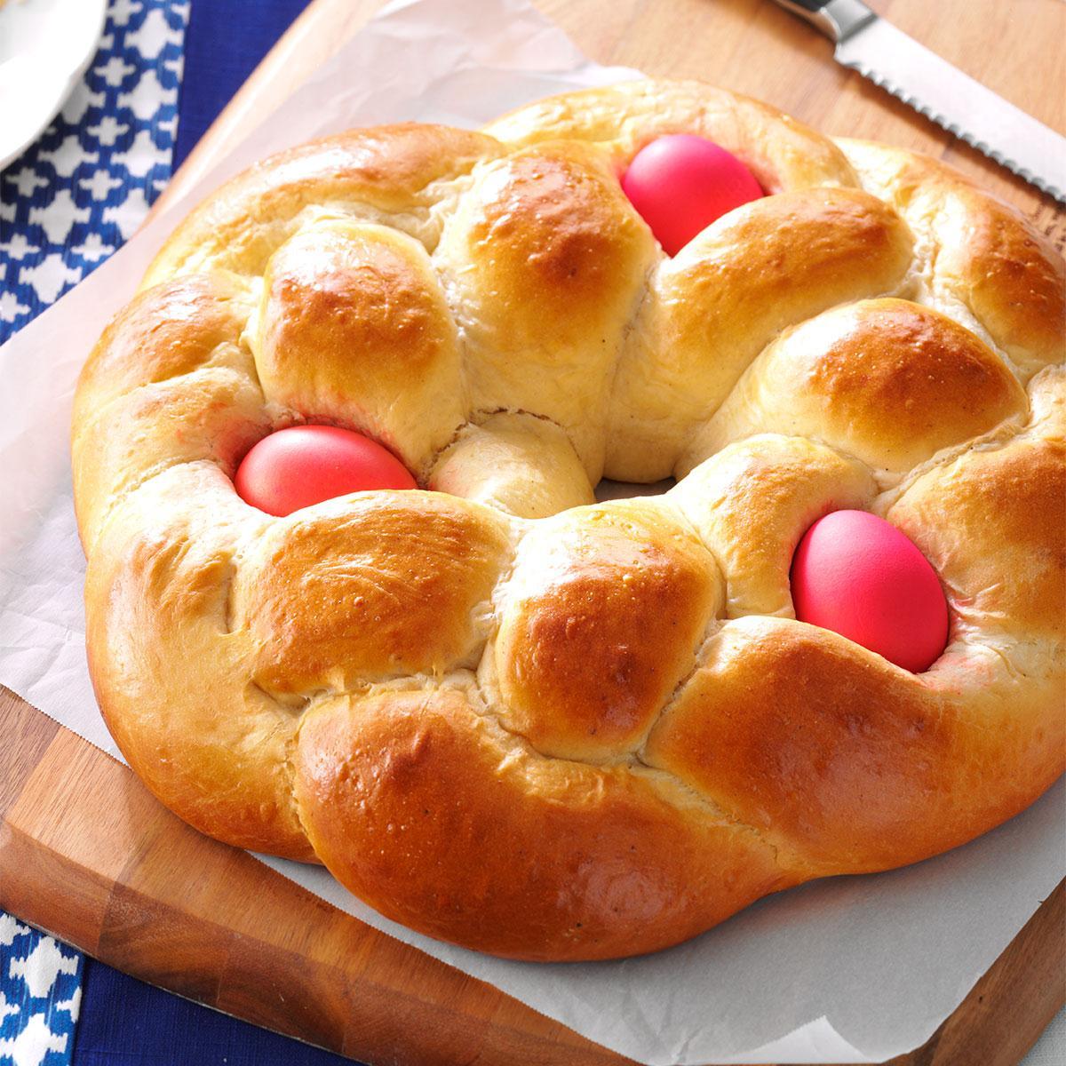 Greek Easter Bread Recipe Plus A Callie S Kitchen