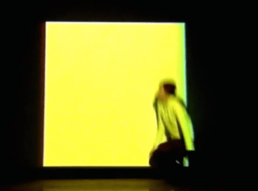 Yellow Square 2. Taken by Author