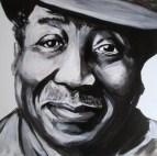 Muddy Waters Portrait