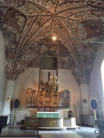 Västerlövsta kyrka i Heby