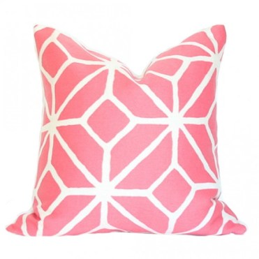 watermelon trellis pillow arianna belle