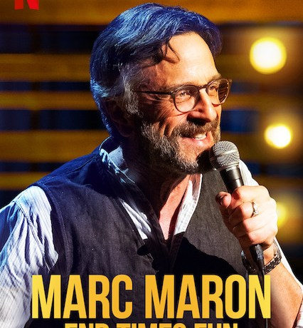 Marc Maron - End Times Fun Netflix cover
