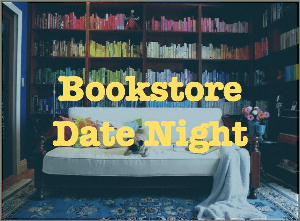 Bookstore Date Night