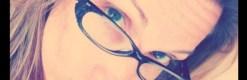 I in my reading glasses