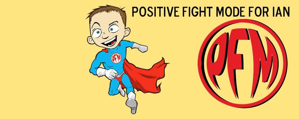 Positive Fight Mode for Ian via @jennyonthespot | jennyonthespot.com