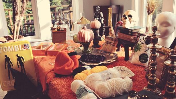 My Value Village Halloween Haul via @jennyonthespot