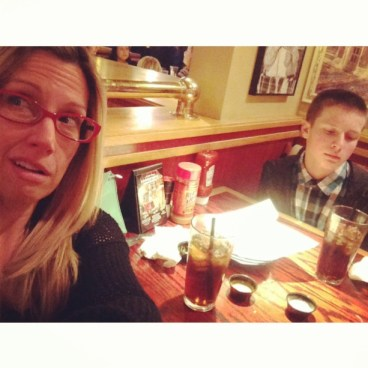 Mother-Son Valentine Date Night Scavenger Hunt!