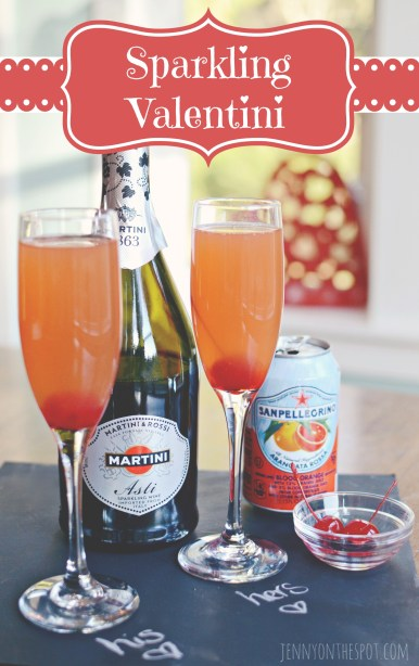 The Sparkling Valentini via @jennyonthespot